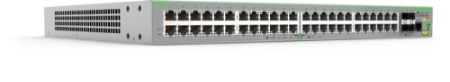 Allied Telesis AT-FS980M/52PS-50 Managed L3 Fast Ethernet (10/100) Grey Power over Ethernet (PoE)