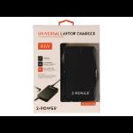 2-Power Slim Universal 90W Laptop & USB Charger power adapter/inverter