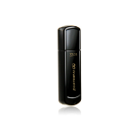 Transcend JetFlash 350 32GB USB 2.0 Black USB flash drive