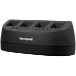 Honeywell Desktop 4-bay Indoor battery charger Black