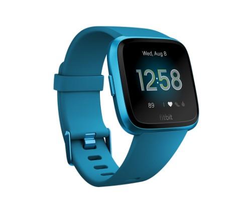 Fitbit Versa Lite smartwatch Navy LCD