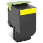 Lexmark 80C2XY0 (802XY) Toner yellow, 4K pages
