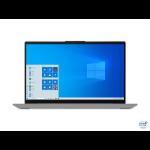 """Lenovo IdeaPad 5 Notebook 15.6"""" 1920 x 1080 pixels 10th gen Intel® Core™ i7 8 GB DDR4-SDRAM 512 GB SSD Wi-Fi 6 (802.11ax) Windows 10 Home Gray, Platinum"""