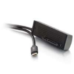 C2G 29479 USB 3.0 Type C SATA 3.0 Black cable interface/gender adapter