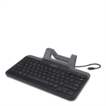 Belkin B2B130 mobile device keyboard Black Lightning