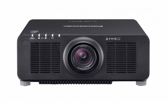 Panasonic PT-RZ990BEJ data projector 9400 ANSI lumens DLP WUXGA (1920x1200) Ceiling / Floor mounted projector Black