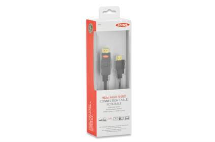 ASSMANN Electronic 2m HDMI - HDMI HDMI cable HDMI Type A (Standard) Black