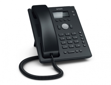 Snom VOIP Corded Desk Phone D120