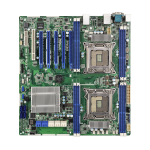 Asrock EP2C602 Intel C602 Socket R (LGA 2011) server/workstation motherboard