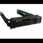 Origin Storage FK-CQ-GEN8-2.5 drive bay panel Black