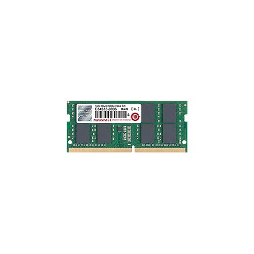 Transcend DDR4-2666 Unbuffered SO-DIMM 32GB