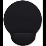 Manhattan 434362 Black mouse pad