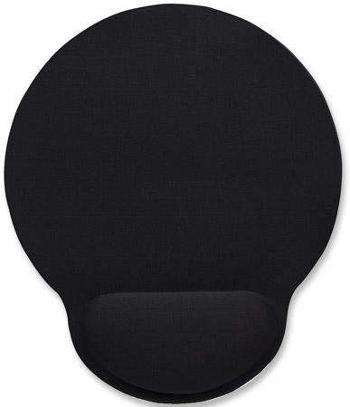 Manhattan 434362 mouse pad Black