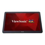 "Viewsonic TD2430 touch screen monitor 23.6"" 1920 x 1080 pixels Multi-touch Kiosk Black"