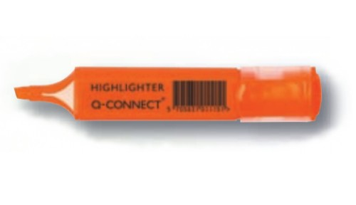 Q-CONNECT KF01115 felt pen Fine/Medium Orange 10 pc(s)