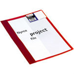 Rexel Nyrex™ 80 Project File A4 Red