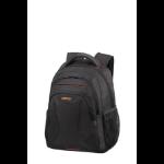 "American Tourister At Work notebook case 35.6 cm (14"") Backpack Black, Orange"