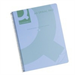 Q-CONNECT KF10037 160sheets Blue writing notebook