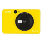 Canon Zoemini C instant digital camera 50,8 x 76,2 mm Amarillo