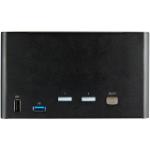 StarTech.com SV231QDPU34K KVM switch Black