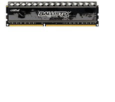 Crucial 16GB PC3-12800 Kit 16GB DDR3 1600MHz memory module