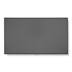 "NEC MultiSync V484 Digital signage flat panel 121.9 cm (48"") LCD Full HD Black"