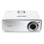 Acer Home H5382BD Desktopprojector 3300ANSI lumens DLP 720p (1280x720) Zilver, Wit beamer/projector