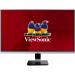 "Viewsonic VX Series VX2778-SMHD 27"" Wide Quad HD LED Black, Silver computer monitor LED display"