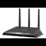 Netgear R6800 Dual-band (2.4 GHz / 5 GHz) Gigabit Ethernet Black wireless router