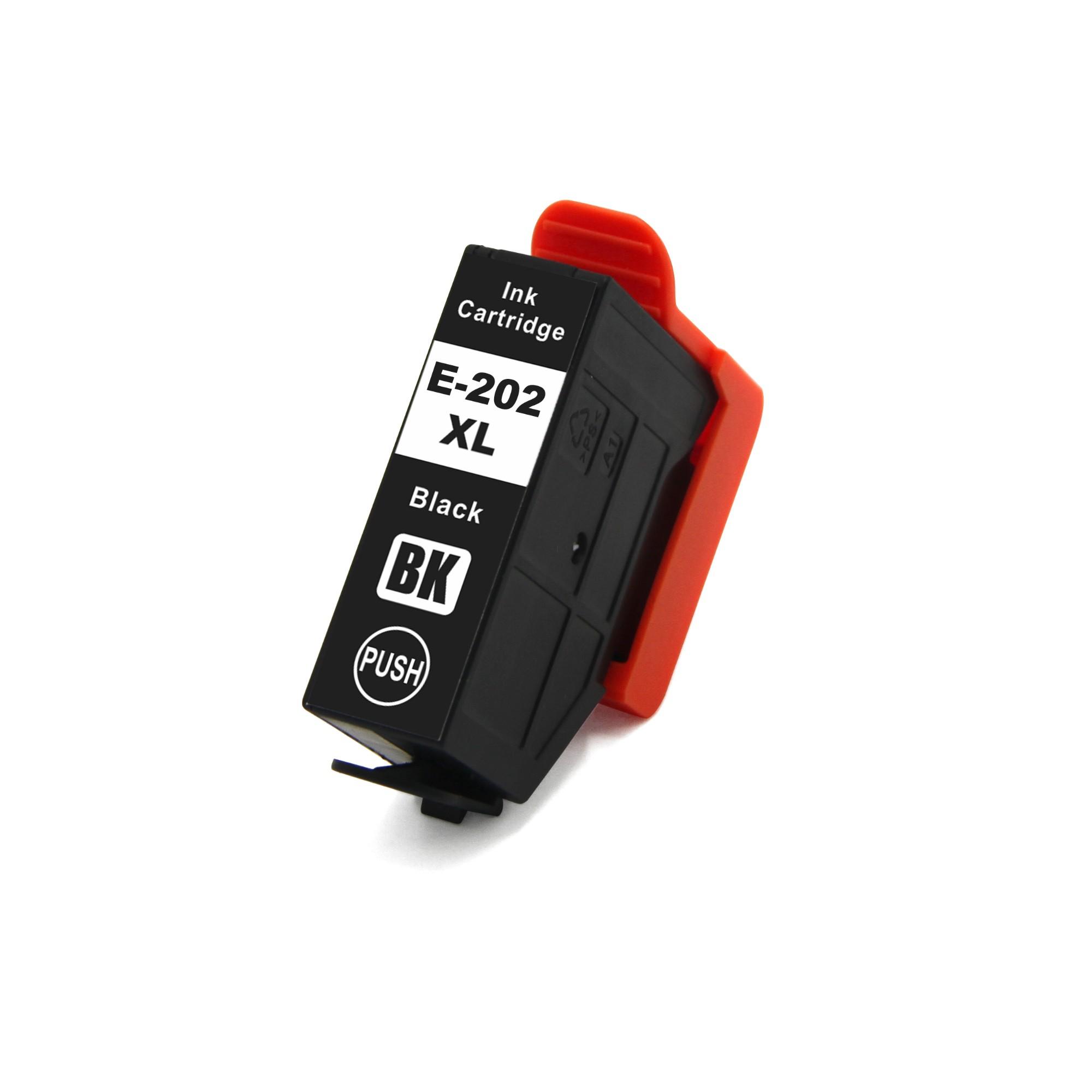 Compatible Epson 202XL Kiwi Photo Black Ink Cartridge