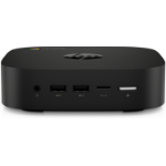 HP Chromebox G3 DDR4-SDRAM i7-10610U mini PC 10th gen Intel® Core™ i7 8 GB 128 GB SSD Chrome OS Black