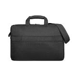 "Tucano Free & Busy notebook case 38.1 cm (15"") Messenger case Black BFRBUB15-BK"