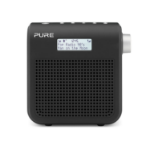 Pure One Mini Series 2 Portable Digital Black