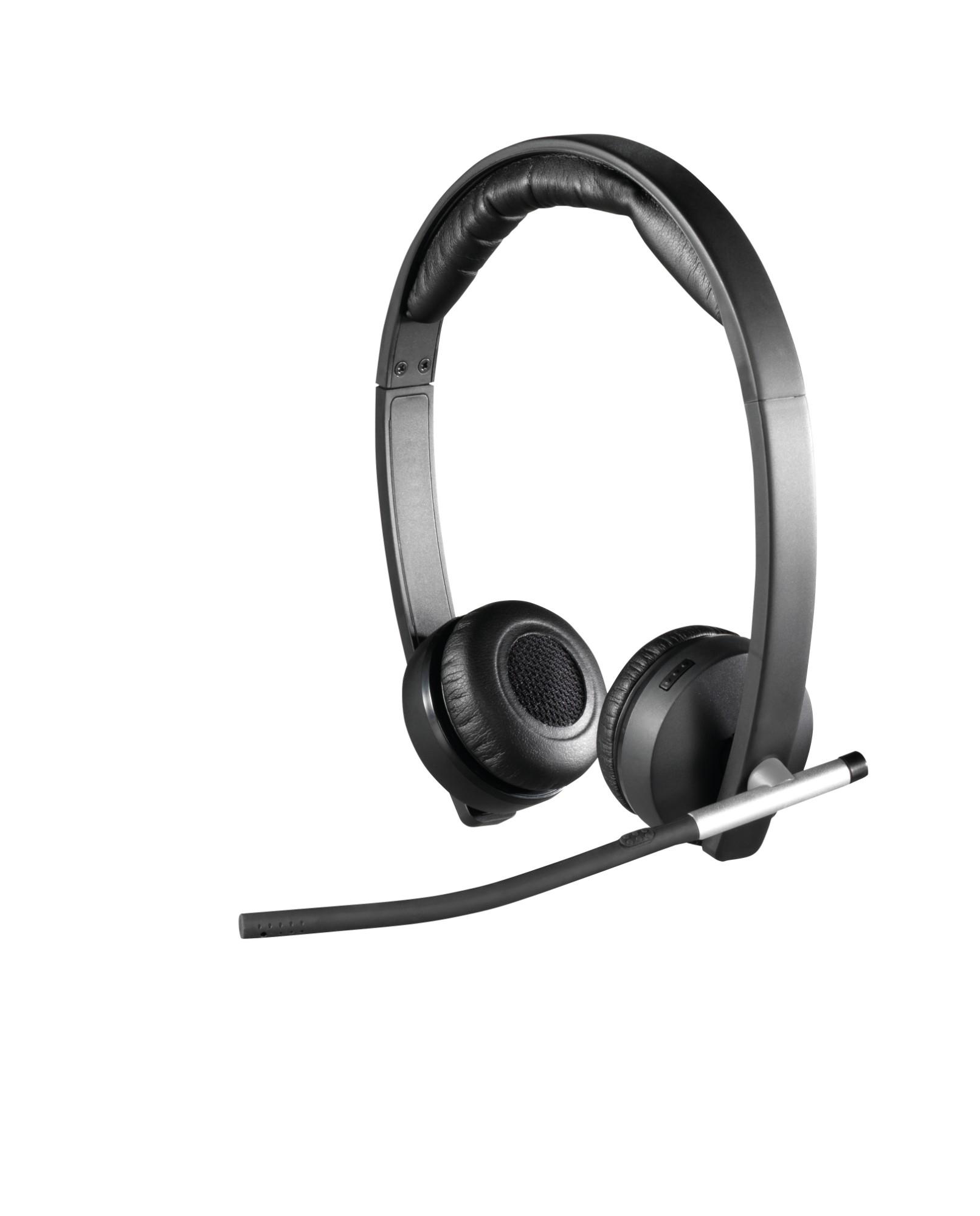 Logitech H820e Auriculares Diadema Negro