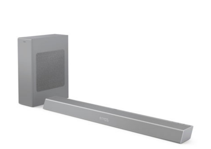 Philips TAB8505 Dolby Atmos Soundbar 2.1 with Wireless Subwoofer