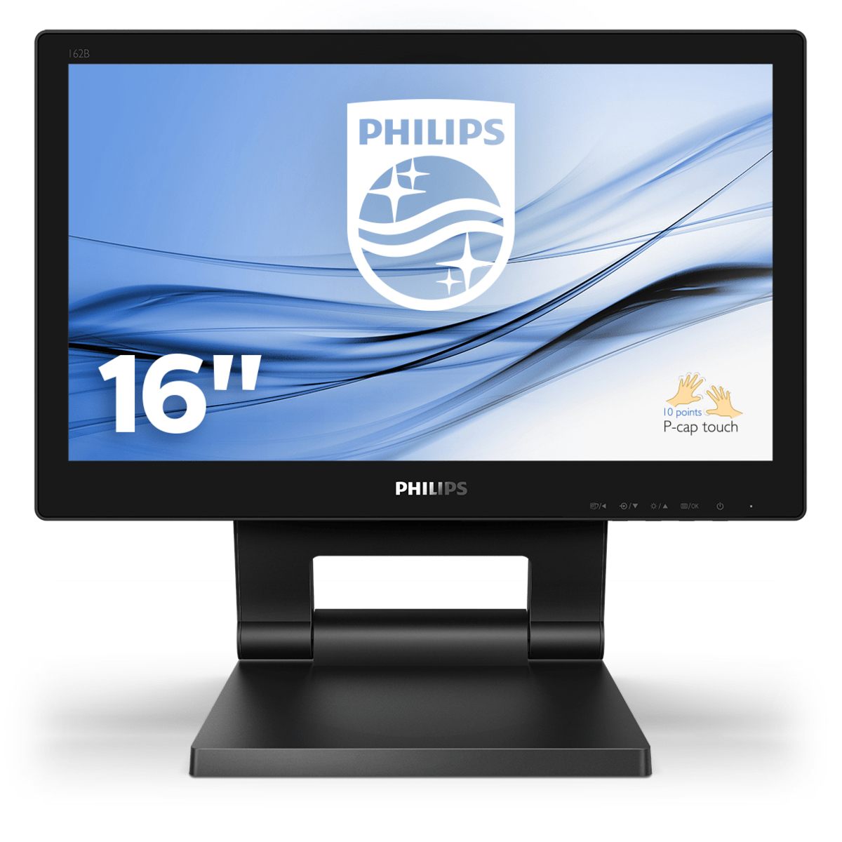 Philips 162B9T/00 computer monitor 39.6 cm (15.6