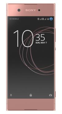 "Sony Xperia XA1 5"" 4G 3GB 32GB 2300mAh Pink gold"