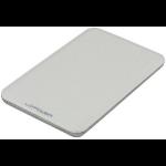 "LC-Power LC-25WU3 storage drive enclosure Aluminium, White 2.5"" USB powered"