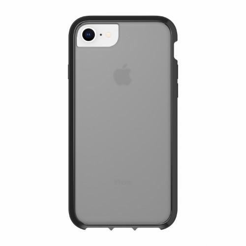 "Griffin Reveal Plus mobile phone case 11.9 cm (4.7"") Cover Grey,Transparent"