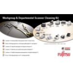 Fujitsu SC-CLE-WGD Scanners Equipment cleansing wet cloths equipment cleansing kit