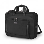 "Dicota Top Traveller 13 - 14.1 notebook case 35.8 cm (14.1"") Briefcase Black"