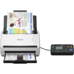 Epson WorkForce DS-530N 600 x 600 DPI Sheet-fed scanner White A4