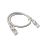 8WARE Cat6a UTP Ethernet Cable 25cm Snagless Grey