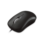 Microsoft Basic Optical Mouse Maus USB Typ-A Optisch 800 DPI Beidhändig
