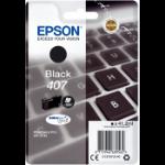 Epson C13T07U140 Ink cartridge black, 2.6K pages, 41ml