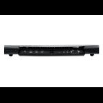 Aten KN4140VA KVM switch Rack mounting Black, Grey