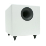 Audioengine S8 125 W Active subwoofer White
