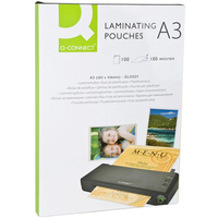 Q-CONNECT KF04123 laminator pouch