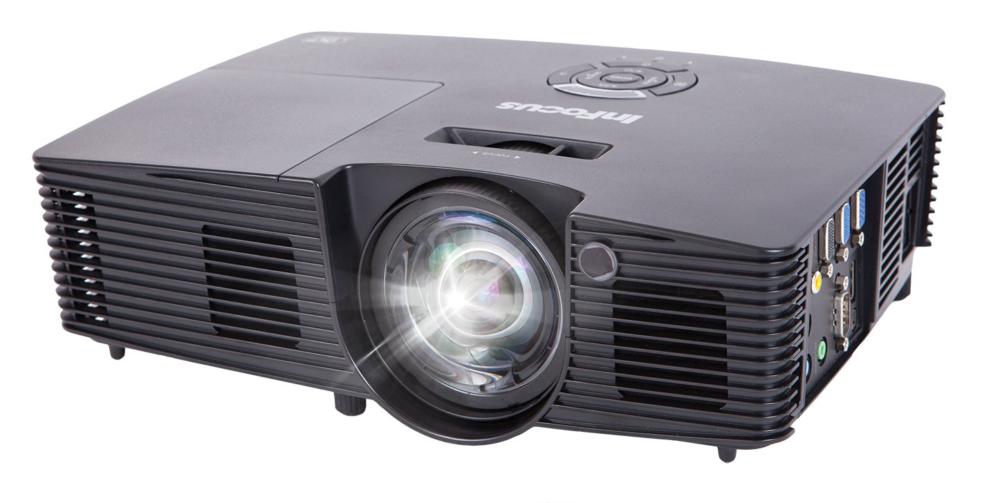 Digital Projector IN114XV Dlp XGA 3400 Lm 16000:1 3D Ready