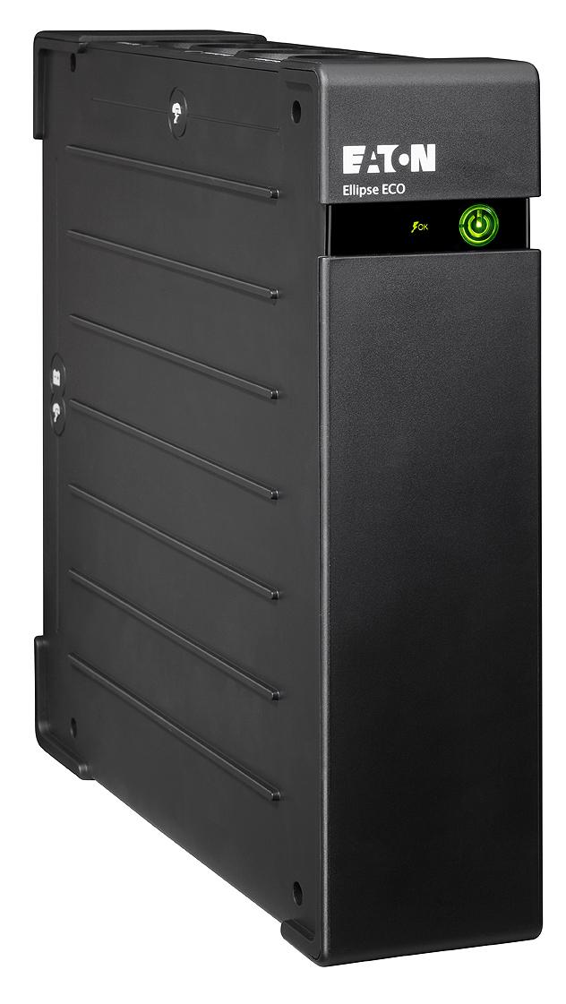 Eaton Ellipse ECO 1200 USB DIN sistema de alimentación ininterrumpida (UPS) En espera (Fuera de línea) o Standby (Offline) 1200 VA 750 W 8 salidas AC